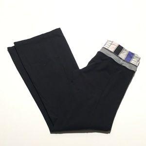 LULULEMON Reversible Groove Pant Size 8